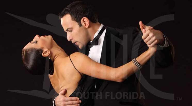 Tango Dancer Miami